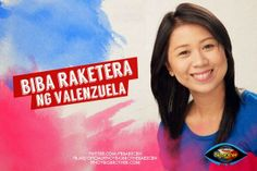 """Pinoy Big Brother All In Housemate - Cess Mae Visitacion """"Biba Raketera"""" Big Brother House, Listen To Song, Stress Busters, Pinoy, Competition, The Outsiders, Tv Shows, Entertaining, Songs"""