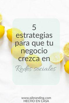 5 Eatrategias para que tu negocio sea más visible gracias a las redes sociales #visibilidad