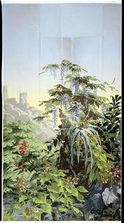 """Scenic - Panel, """"El Dorado"""", 1915–25"""