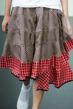 [No.54/87] tricot COMME des GARÇONS 2014春夏コレクション   Fashionsnap.com