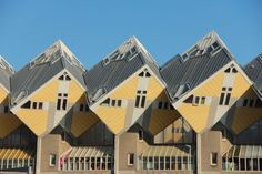The People's Architect: Dutch Residents Pay Tribute by Crowdfunding Future Piet Blom Museum