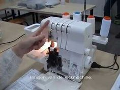 Sewing Hacks, Sewing Crafts, Sewing Projects, Sewing Tips, Singer Overlock, Overlock Machine, Sewing Techniques, Diy Projects To Try, Teaching Kids