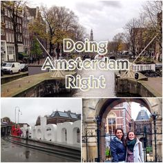 Amsterdam in 2 days!