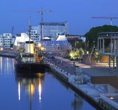 Aalborg Waterfront by C. F. Møller Architects