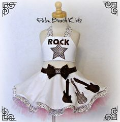 Rock Star - OCC Pageant  or party wear.  More info and details to follow...