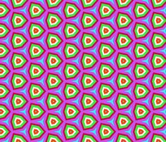 blue_orange_white_green_red_psychedelic_designs fabric by southernfabricdiva on Spoonflower - custom fabric