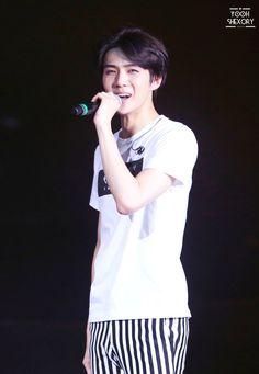 150718 SEHUN   EXO'luXion #2 in Beijing