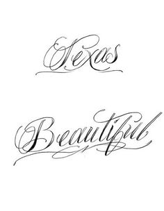I Like This Font For A One Of My Tattoo Ideas