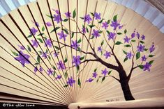 Hand Fan, Drawings, Crafts, Beautiful, Fans, Hand Fans, Painted Fan, Manualidades, Sketches