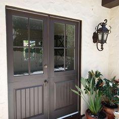 Double Dutch Door Design Ideas, Pictures, Remodel, And Decor