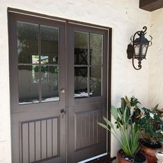 Double Dutch Door De