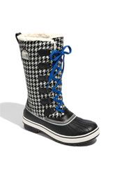 If only I lived where it snowed...I'd totally rock these