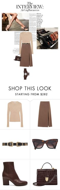 """""""Western Work"""" by homeless-drifter ❤ liked on Polyvore featuring Christian Louboutin, Jason Wu, Jil Sander, Marc Jacobs, B-Low the Belt, CÉLINE, Maison Margiela, Aspinal of London and WorkWear"""