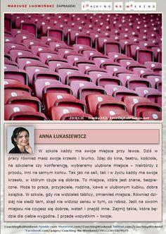 Inspiracja Stadion  --  Anna Łukasiewicz