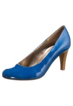 bestil Gabor Pumps - blå til kr 314,00 (07-01-15). Køb hos Zalando og få gratis levering.