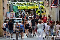 """Este año las Fiestas de Gracia se llenaron de actividades en su mayor parte con carácter artesano, gourmet y con un marcado espíritu """"de barrio"""", emulando al de los propios vecinos."""
