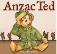 """Read """"Anzac Ted"""" by Landsberry available from Rakuten Kobo. Anzac Ted is the powerful, poignant story of a little boy's teddy bear that was passed down to him from his grandfather. Stories For Kids, Great Stories, Anzac Day, Australia Day, Remembrance Day, World War One, Art Activities, Children Activities, Aussies"""