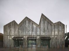 Kaap Skil, maritime and beachcombers museum | Mecanoo; Photo: Christian Richters | Archinect