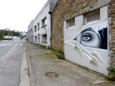 Street art in Brest, France