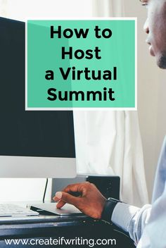Want to know the details involved in hosting a virtual summit? Here are some of the steps to take and the answers to your questions!