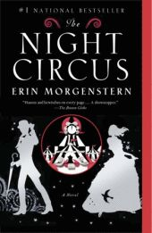 The Night Circus by Erin Morgenstern - July 2012