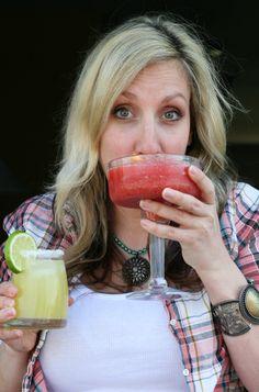 Easy Skinny Margaritas with FamilyFreshMeals.com
