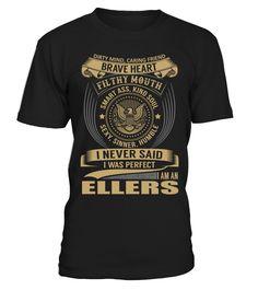 ELLERS - I Nerver Said