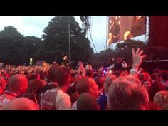 Bruce Springsteen - Waitin' On A Sunny Day Live at Goffertpark 2013 - YouTube