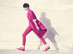 Fashion Editorial | Rose Radieux
