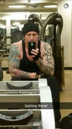 Working hard! #gym #fitness #tattooed Working Hard, Gym Fitness, Fictional Characters, Work Hard, Hard Work