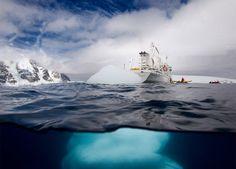 Iceberg - Antartica.