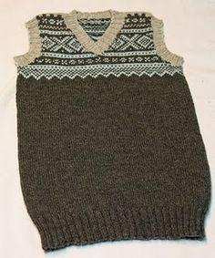 mariusvest til gut Crochet Top, Knitting, Smile, Tops, Women, Fashion, Moda, Tricot, Fashion Styles