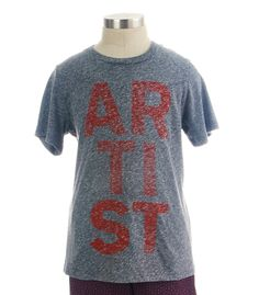 Artist Tee - Shirts & Tees - Shop - boys | Peek Kids Clothing