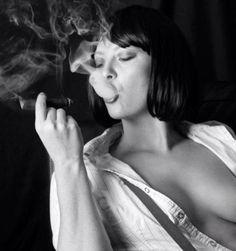 cigar porn smoking woman Bringing you unlimited access to 33 Black Female Smoking porno movies on   SmokingEbony Kitten Sucks Big Black Dick While Smoking A Cigar9:3070%.