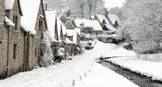 England, Cotswolds, Bibury