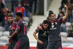 Gil Vicente vs Benfica - LUSA/ESTELA SILVA