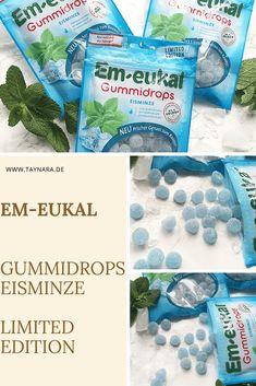Die Limited Edition Gummidrops Eisminze von Dr. C. SOLDAN unterstützt uns dieses Jahr mit einer erfrischenden Lösung. Die Gummidrops, betehend aus Starke Pfefferminze und aromatische Krauseminze sorgt für ein erfrischendes Gefühl binnen Sekunden.