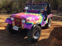 Tye dye baby u can drive my car jeep, pink jeep и jeep wrangler accessories. Accessoires De Jeep Wrangler, Jeep Wrangler Accessories, Jeep Accessories, Auto Jeep, Jeep Cars, Jeep Jeep, Jeep Renegade, Jeep Rose, Pink Jeep Wrangler