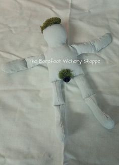 Adam Poppet, Voodoo Doll, Dollbaby - The Barefoot Witchery Shoppe Marie Laveau, Best Of Intentions, Voodoo Dolls, The Conjuring, Pin Cushions, Barefoot, Shapes, Sleight Of Hand
