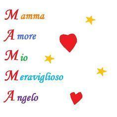 PRIMARIA IN WEB: Un acrostico di augurio per tutte le mamme!