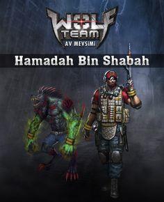 YENİ! Hamadah Bin Shabah Özel Versiyon Karakteri ve Özel Versiyon Kurt'u!