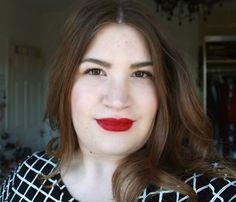 Mac Russian Red Lipstick - read more here http://wwwclairabelle.blogspot.co.uk/2014/12/mac-russian-red-lipstick.html