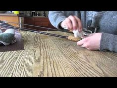 Fishing Rod Care ( how to clean a corked grip fishing rod) - YouTube.