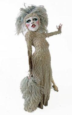 OOAK Doll - Van Craig  Pearl girl