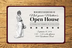 """HOUSTON AREA BRIDES: 'Not like Your Mothers Open House'  Sunday, September 18th @ Hilton Westchase 1:00-5:00 Admission is FREE & we ask $5.00 as a voluntary donation to the """"Wish Upon a Wedding""""  Find my exhibit & try on a piece from my Bridal Jewelry Collection!  Preview at chloeandisabelbyluxeline.com Hope to see you there!!"""