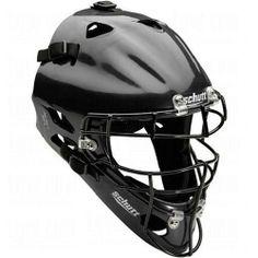 Schutt Hockey Style Baseball Softball Catchers Mask One Size 2966000CC Black