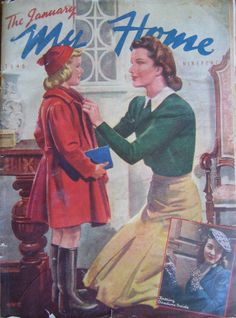 My Home magazine from January 1946.