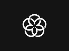 Flower by Kakha Kakhadzen #Design Popular #Dribbble #shots
