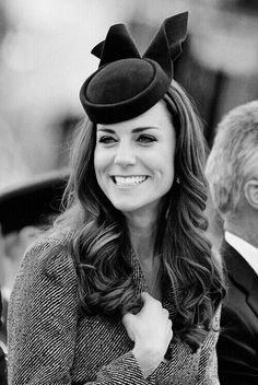#Realeza La Duquesa de Cambridge, siempre elegante y hermosa