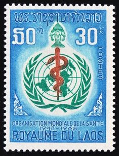 Laos, Old Stamps, Rare Stamps, Chat Board, Luang Prabang, The Monks, Stamp Collecting, Traditional Dresses, Postage Stamps